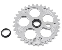 Image 1 for GT Overdrive Sprocket (Shiny Silver) (33T)