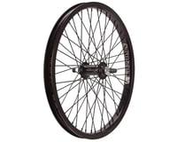 """Gusset Black Dog Front Wheel (3/8"""") (48H) (20"""")"""