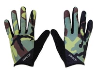 Image 1 for Handup Wide Open Gloves (Trad Camo - Olive/Green/Tan)