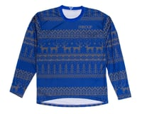 Image 1 for Handup Tacky Sweater Technical Trail Jersey (Blue)