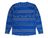 Image 2 for Handup Tacky Sweater Technical Trail Jersey (Blue)