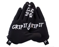 Image 2 for Handup 5th Period Art Class - Grip It & Rip It Gloves (Black/White) (XS)