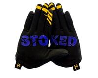 Image 2 for Handup Gloves (Psychedelic Zebra)