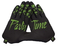 Image 2 for Handup Party Time (OG Floral - Black/Green/White)