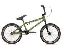 "Haro Bikes 2021 Downtown 18"" Kids Bike (18"" Toptube) (Matte Army Green)"