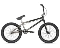 "Haro Bikes 2021 Interstate BMX Bike (21"" Toptube) (Matte Grey/Black Fade)"