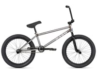 "Haro Bikes 2021 Plaza BMX Bike (21"" Toptube) (Raw) (Freecoaster)"