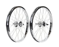 Haro Bikes Lineage Super Pro 36H Wheels (Chrome)