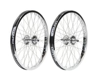 Haro Bikes Vintage Super Pro Wheels (Chrome)