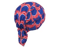 Image 1 for Headsweats Shorty Flag Skull Cap - Performance Exclusive (Red/White/Blue) (One Size)