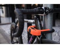 Image 2 for Hiplok DX Wearable Hardened Steel Shackle U-Lock (Orange) (14mm)