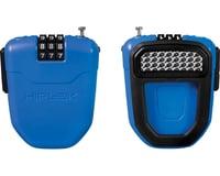 Hiplok FX Wearable Cable Lock (Cyan)
