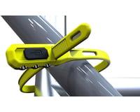 Image 2 for Hiplok Z-Lok Combo Security Tie Lock Single (Yellow)