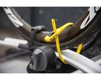 Image 3 for Hiplok Z-Lok Combo Security Tie Lock Single (Yellow)
