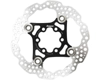Hope Floating Disc Brake Rotor (Black) (6-Bolt) (1)