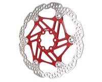 Hope Floating Disc Brake Rotor (Red) (6-Bolt) (1) (140mm) | relatedproducts