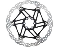 Hope Floating Disc Brake Rotor (Black) (6-Bolt) (1) (200mm) | relatedproducts