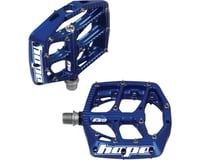 Hope F20 Platform Pedal (Blue) | relatedproducts
