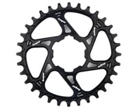 Hope Spiderless Direct Mount Chainring (Black) (Hope)