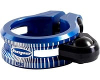 Hope Dropper Seat Clamp (Blue) (34.9mm) | relatedproducts