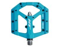 HT ME03 Evo Platform Pedals (Matte Blue) (CrMo)