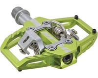 "HT T1 Clipless Pedals (Apple Green) (9/16"")"