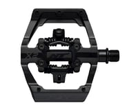 HT X2 Clipless Platform Pedals (Stealth Black) (Chromoly)