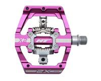 HT X2 Clipless Platform Pedals (Purple) (CrMo)