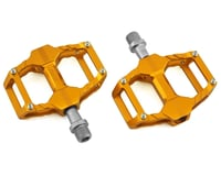 "HT AR06-SX Junior Pedals (9/16"") (Gold)"