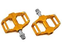 "HT AR06-SX Junior Pedals (Gold) (9/16"")"