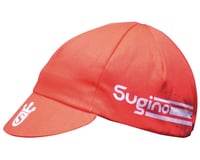 IDG Sugino Cycling Cap (Orange/White) (One Size Fits Most)