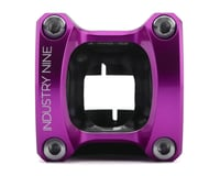 Image 3 for Industry Nine A35 Stem (Black/Purple) (32mm)