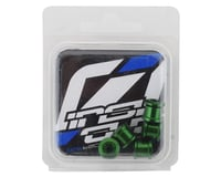 Image 2 for INSIGHT Alloy Chain Ring Bolts 8.5mm (Green)