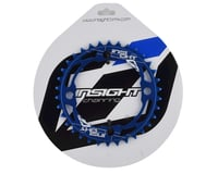 INSIGHT 4-Bolt Chainring (Blue)
