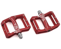 "INSIGHT Platform Pedals (Red) (9/16"")"