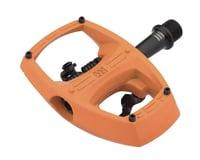Image 2 for iSSi Flip III Aluminum Pedals (Orange You Glad)