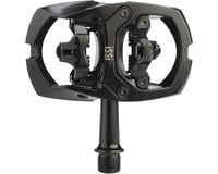 iSSi Trail II Pedals (Blackout Black) (+6mm Spindle Length)