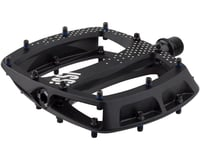 iSSi Stomp Aluminum Platform Pedals (Anodized Black) | relatedproducts