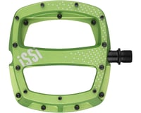 Image 2 for iSSi Stomp Aluminum Platform Pedals (Anodized Lime)