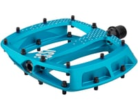 Image 1 for iSSi Stomp Aluminum Platform Pedals (Anodized Blue)