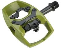 iSSi Flip II Pedals (Lichen Green)
