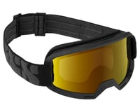 iXS Hack Goggle (Black/Mirror Gold)
