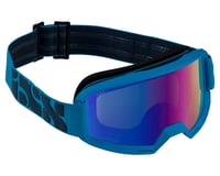 iXS Hack Goggle (Racing Blue/Mirror Blue)