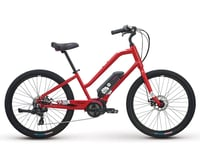 iZip ZUMA 2.0 Step-Thru Cruiser (Cherry Red)