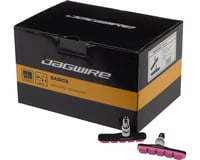 Jagwire Mountain Sport V-Brake Pads (Pink) (25 Pairs) | relatedproducts