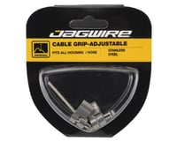 Image 2 for Jagwire Stainless Adjustable Cable Grip (Fits up to 6mm) (2)