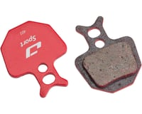 Jagwire Disc Brake Pads (Formula Oro) (Semi-Metallic)