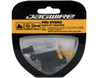 Image 2 for Jagwire Pro Disc Brake Hydraulic Hose Quick-Fit Adapters (SRAM/Avid)