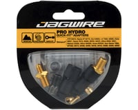 Image 2 for Jagwire Pro Disc Brake Hydraulic Hose Quick-Fit Adapters (Shimano MTB)