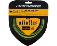 Jagwire Mountain Pro Brake Cable Kit (Organic Green) (1350/2350mm) (Stainless) (2)